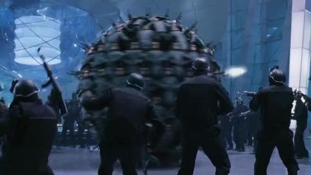 《机器人之恋》专辑 机器人七弟变着花样对抗印军, 变枪变球变条大蛇, 看看这特效值几毛