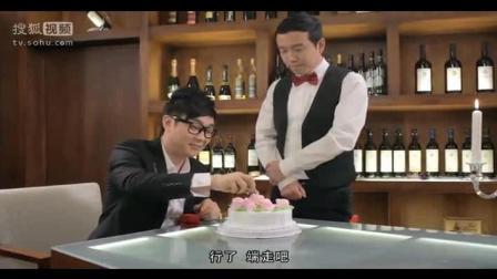 屌丝男士: 大鹏餐厅求婚女神现场与大潘相互商量, 这求婚蛋糕是白瞎了