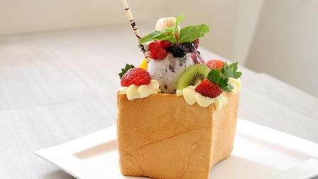 小鲁教你做糕点之蜂蜜吐司的做法, 满足你对美食的渴望~