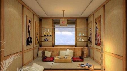 一百多平米的户型客厅简约风装修设计图, 简单又大气