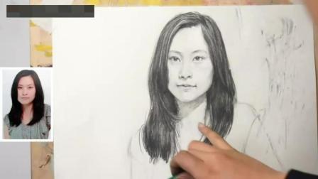 2零基础学油画人物肖像速写教程pdf, 照片色彩教程, 风景速写入门临摹苏州美术培训