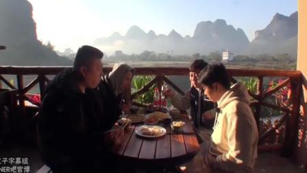 韩国明星吃中国早餐, 一盘饺子一盘土豆丝一上桌就被一抢而空, 难道他们从来没吃过?