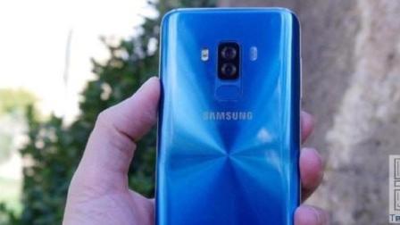 竖排指纹识别 三星Galaxy S9渲染图正式亮相