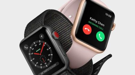 苹果: Apple Watch第三季度出货量390万台 重回销量榜榜首