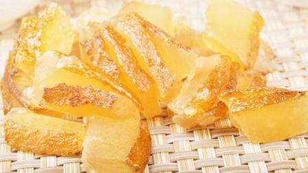 办公室零食——自制柚皮糖的做法