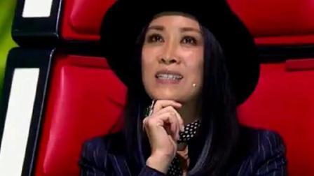 她上《中国好声音》没唱几句那英就知道是谁了, 好听!