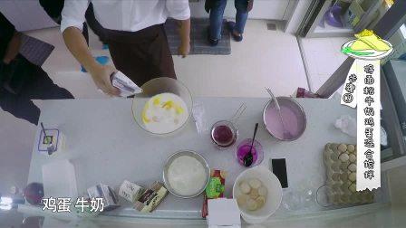 《男子甜点俱乐部》【明星甜点】法式薄饼搭配营养果汁