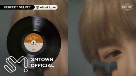 Red Velvet_Perfect Velvet_Highlight Clip About Love