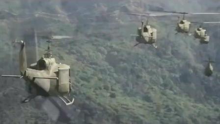 美军地面遭遇敌军进攻, 呼叫空中火力支援, 很有火力