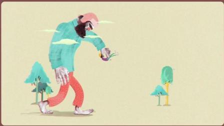 这种MG动画, 俨然演变为非常有爱的AE骨骼动画