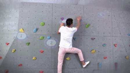 互动攀岩, 微信分享