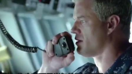 俄罗斯海军就是霸气, 遇美军快艇直接开炮示警攻击, 美国海军怕了!