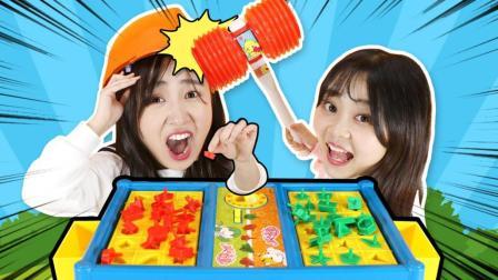 脑力桌游之图案对对碰! 谁是玩具桌游图案的高手呢?