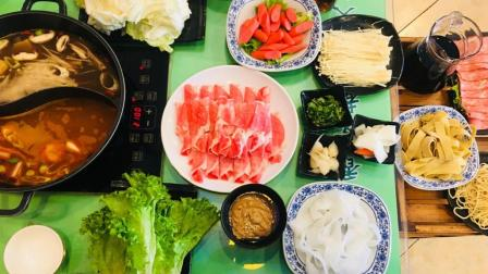 庄味|石家庄私房老火锅搭配秘制酱料, 78元吃到美滋滋