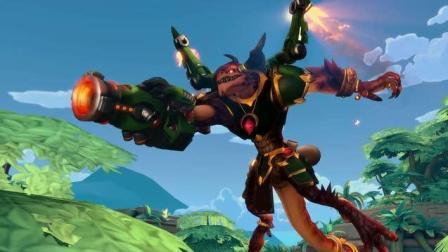 【狗黑实况】枪火游侠国服第一天开荒, 卓格斯这是飞。。飞天小火龙?