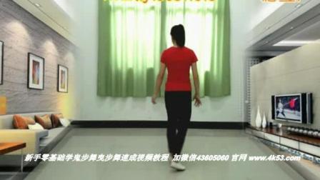 云南省大理白族自治州巍山彝族回族自治县 广场舞鬼步舞 3人对跳 86岁可以学鬼步舞