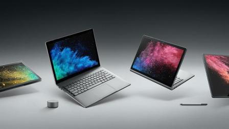 微软Surface Book 2正式开卖, 与MacBook Pro对比选谁?