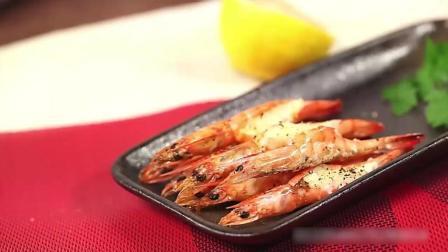柠檬芝士香烤虾的做法之『进击的中国美食』