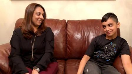 太神奇: 10岁儿子, 解锁妈妈的 iPhone X