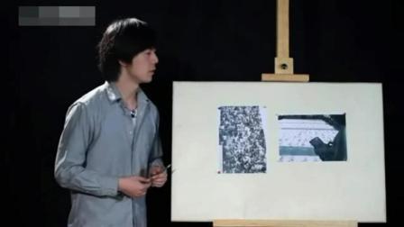 素描画卡通人物 入门速写风景 彩铅画入门教程步骤图
