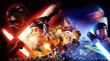 乐高星球大战-原力觉醒 LEGO Star Wars The Force Awakens 游戏演练 手游酷玩