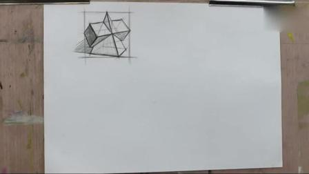 学习素描的步骤夏克梁建筑风景钢笔速写_古典油画技法苏州美术培训
