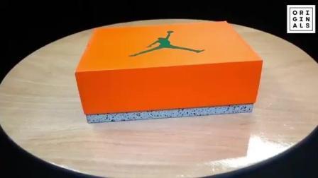 Jordan Brand x 佳得乐系列实物开箱