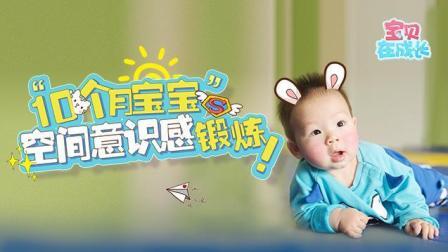 锻炼宝宝空间意识感的早教游戏