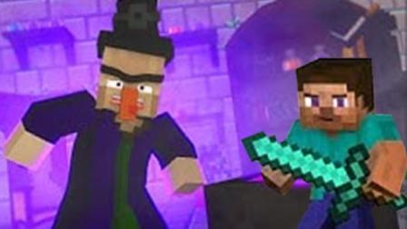 大海解说 我的世界Minecraft 坑爹原版生存地狱大逃亡