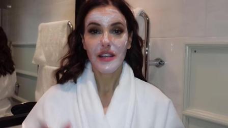 彩妆大师Lisa Eldridge七天试用七种面膜 7 DAYS, 7 FACE MASKS - SKINCARE VLOG
