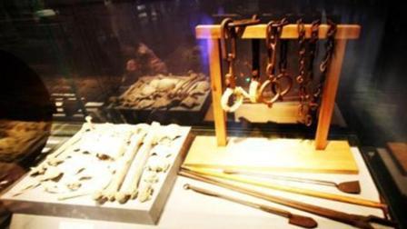 此刑丧心病狂专门针对女人, 工具是竹签, 女人受刑时叫得撕心裂肺