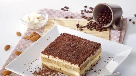 不用烤箱就能做的甜品, 提拉米苏新做法, 简单易上手