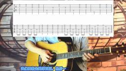 『第二课』10分钟教你学会 吉他左右手指法配合小独奏练习 吉他轻松入门二十课 教学