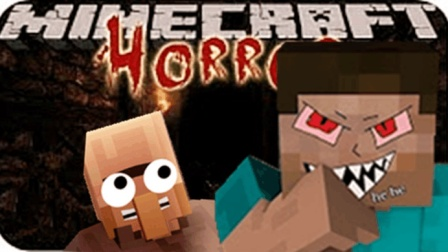 大海解说 我的世界Minecraft 搞笑恐怖Him死神降临