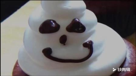 可爱又俏皮的小鬼棉花糖纸杯蛋糕, 快学起来吧!