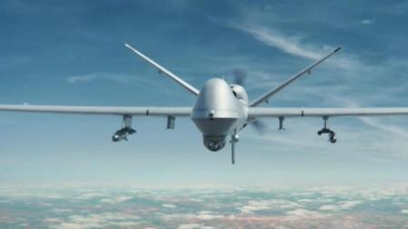 战争电影《天空之眼》, 无人机轰炸恐怖分子基地, 旁边出现一名卖饼的小女孩让轰炸无法进行