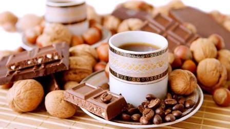 情人节和Ta一起做, 花生巧克力甜蜜杯。