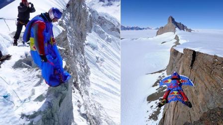极限大神喜马拉雅跳伞身亡 7000米高峰跃下意外撞崖