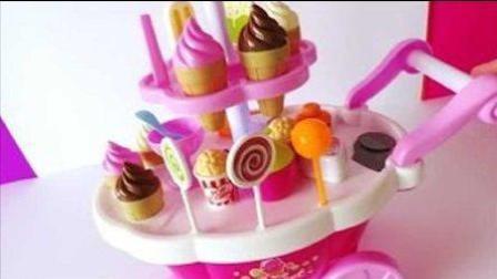 小猪佩奇雪糕车 汪汪队立大功2粉红猪小妹玩具