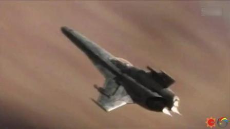 太震憾了, 真人版的太空堡垒外太空战场