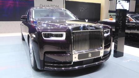 劳斯莱斯汽车以顶级奢华产品阵容驾临2017广州国际车展