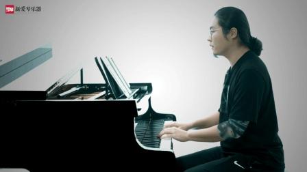 新爱琴流行钢琴公益课第46集《董小姐》讲解