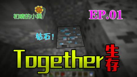 【Together生存】EP.01-这是一个由你和我一起完成的生存
