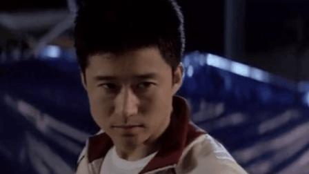 《黑拳》吴京在拳场上拼死拼活, 可自己女朋友却跟张兆辉拉扯!