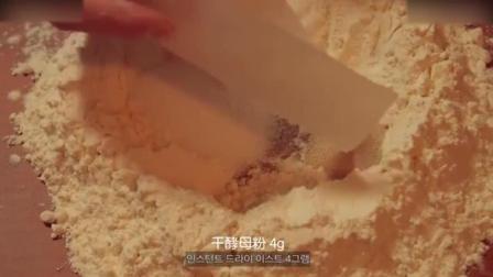 蛋糕培训烘焙教学-超满足的芝士面包烘焙甜点