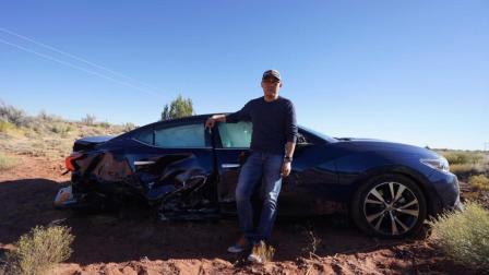 【GOING】真·车祸现场! 在美国遇到车祸怎么办?