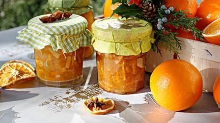 在家轻松自制柑橘果酱, 3个步骤就能完成, 早餐面包好搭档