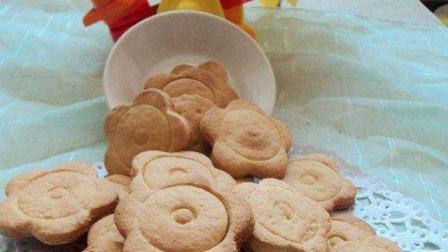 在家也可自制荞麦苏打饼干, 零失败做法超简单, 好吃