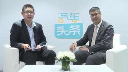 广州车展专访阿斯顿·马丁拉共达《中国》总裁 彭明山