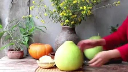 教你如何做蜂蜜柚子茶